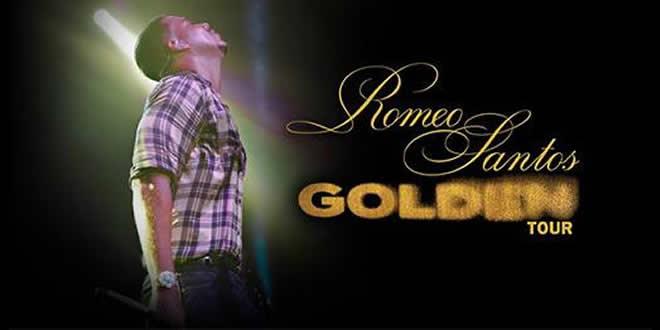 Romeo Santos - Golden Tour 2018