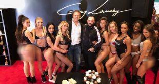 Rosso Siffredi premiato al AVN Award. Foto da Ufficio Stampa