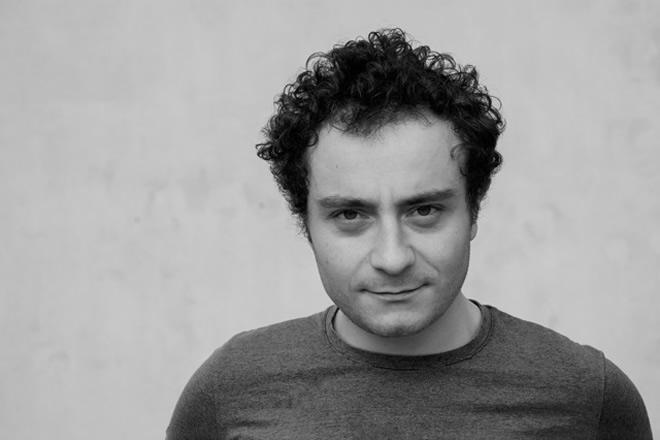 Alessio Praticò. Foto da Ufficio Stampa