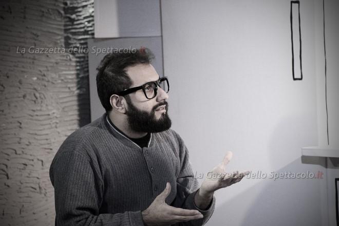 Fabio Balsamo è Gigi Aria.