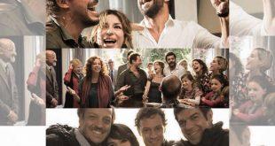 Gabriele Muccino gira ad Ischia il film A casa tutti bene. Foto da Facebook