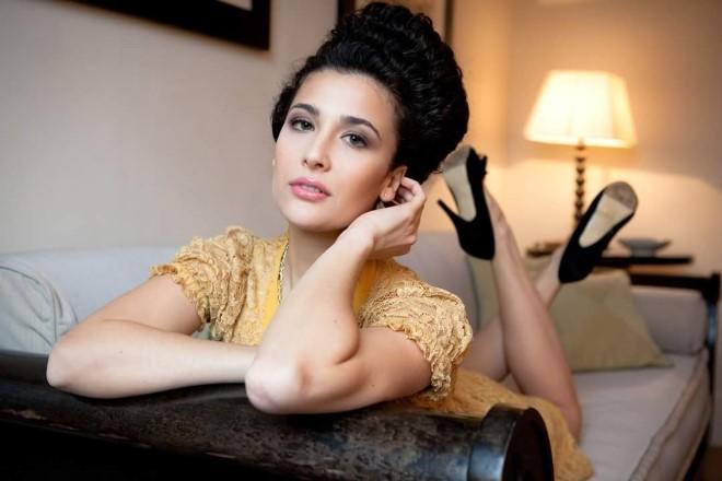 Katia Greco. Foto da Ufficio Stampa