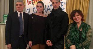 Patrizio Oliva, Miriam Candurro, Gianni Molaro, Gabriella Buontempo al Premio Il Sognatore 3a edizione