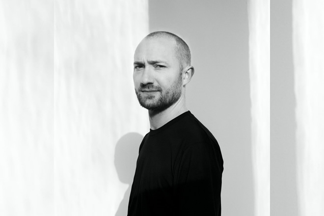 Paul Kalkbrenner. Foto da Ufficio Stampa