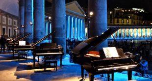 Piano City Napoli. Foto da Ufficio Stampa