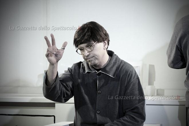 Salvatore Gisonna è Felice Aria.