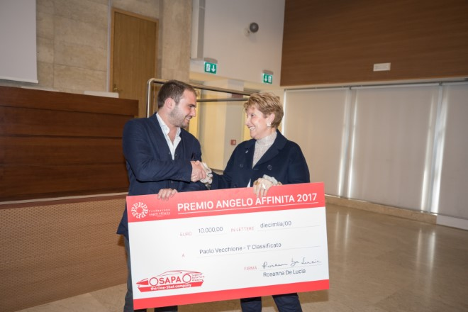 Filippo Camisani - Premio Angelo Affinita