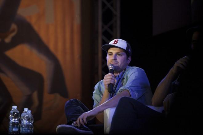 Frank Matano presenta Tonno Spiaggiato al Comicon 2018