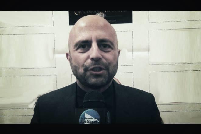 Luca Abete intervistato dai microfoni di La Gazzetta dello Spettacolo