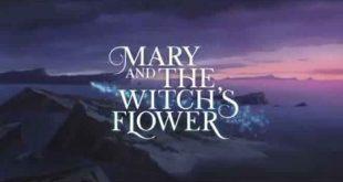 Mary e il fiore della Strega presentato al Comicon