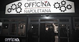 Officina Napoletana. Esterno del locale