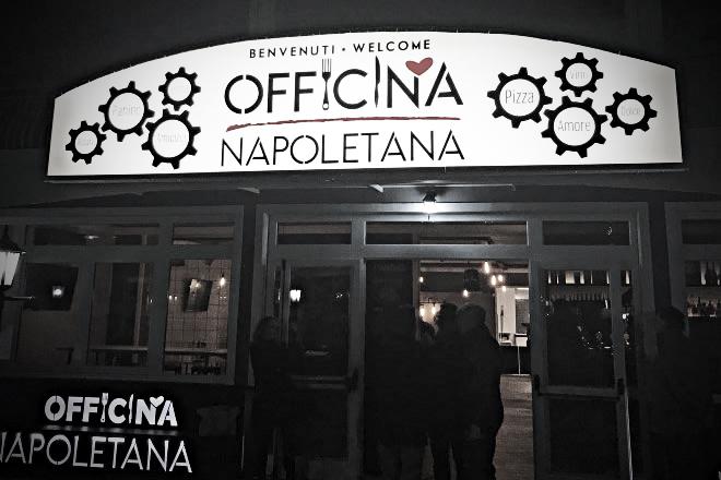 Arriva Officina Napoletana, nuovo locale che punta al gourmet, nato dallo spirito creativo di Stefano Piacenti, addentrato nel mondo della ristorazione grazie al progetto GoFood Community.