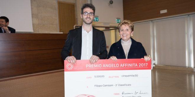 Premio Angelo Affinita 2018, i vincitori