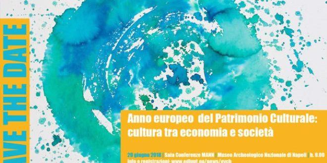 Anno Europeo del Patrimonio Culturale al MANN