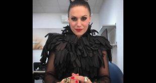 Cristina Scabbia. Foto da Istagram