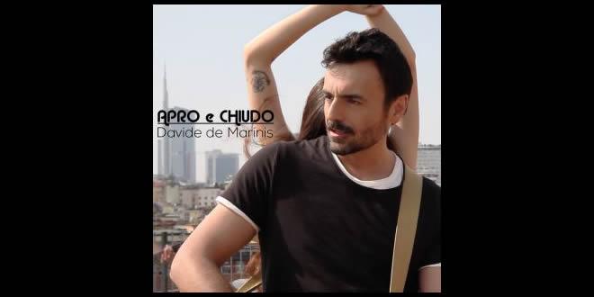 Davide de Marinis presenta il nuovo singolo