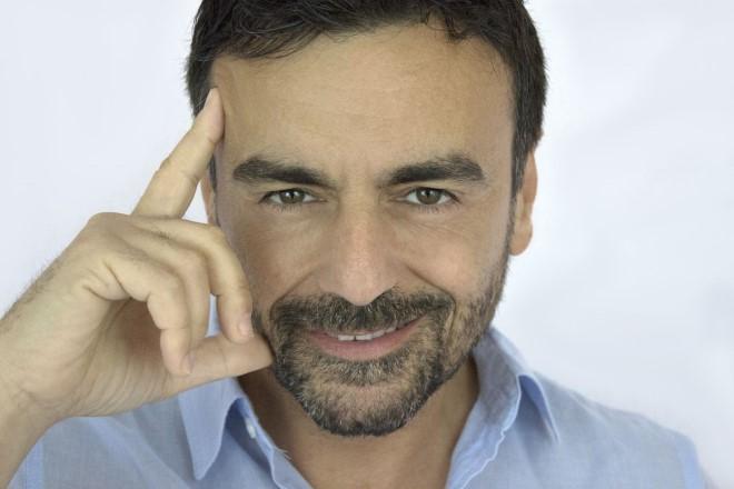 Davide De Marinis. Foto da Ufficio Stampa.