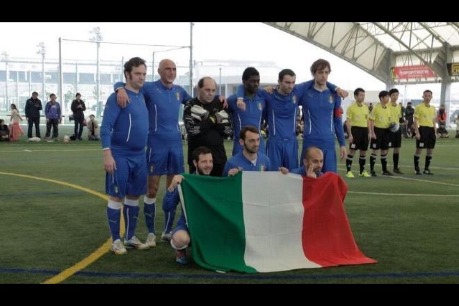 Dream World Cup 2018. Foto da Ufficio Stampa.