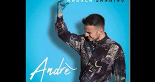 La copertina di Andrè, nuovo album di Andrea Sannino