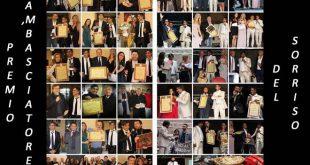 Locandina Premio Ambasciatore del Sorriso