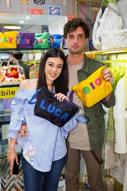 Luca Turco e Giorgia Gianetiempo per Le Zirre.