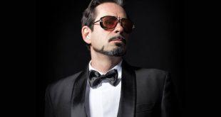 Oggi abbiamo incontrato Marco Spatola che possiamo dire essere, senza ombra di dubbio, il sosia italiano di Robert Downey Junior.