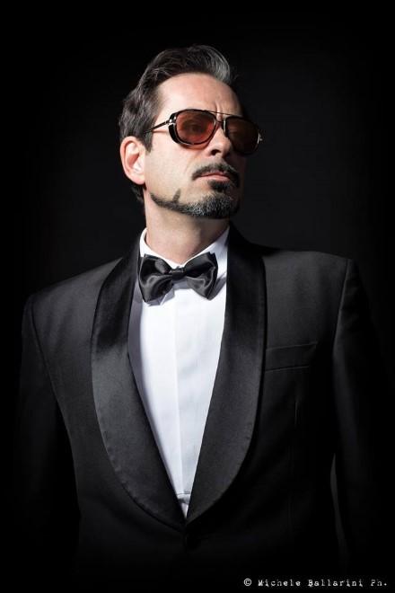 Oggi abbiamo incontrato Marco Spatola che possiamo dire essere, senza ombra di dubbio, il sosia italiano di Robert Downey Junior