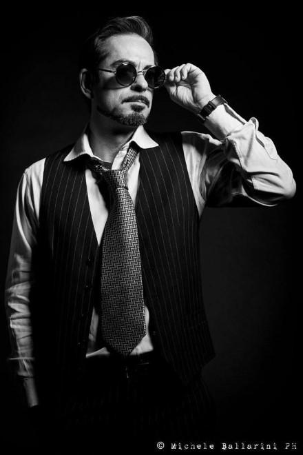 Marco Spatola. Foto di Michele Ballarini
