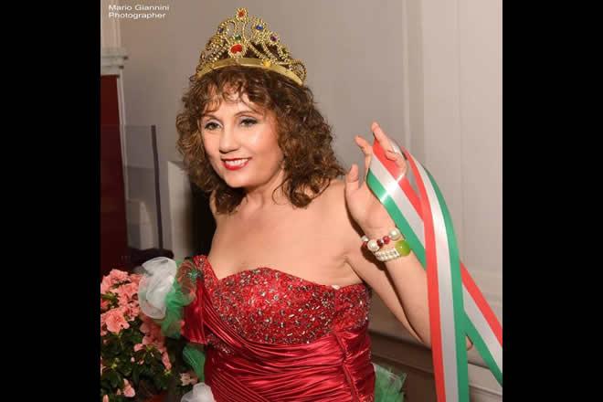 Maria Pia Cappello. Foto di Mario Giannini.