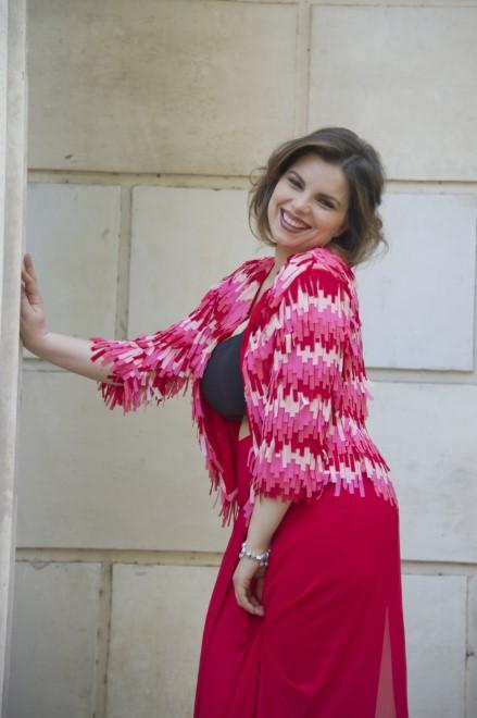 Marika Costabile. Foto di Piergiorgio Pirrone.