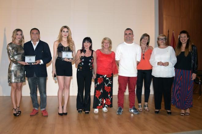 Miriam Galanti premiata per Scarlett al Italian Film Festival de Canarias 2018