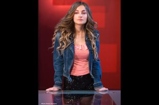 Miriam Planas protagonista di Dalia delle Fate. Foto di Paolo Caruana fornite da Ufficio Stampa.