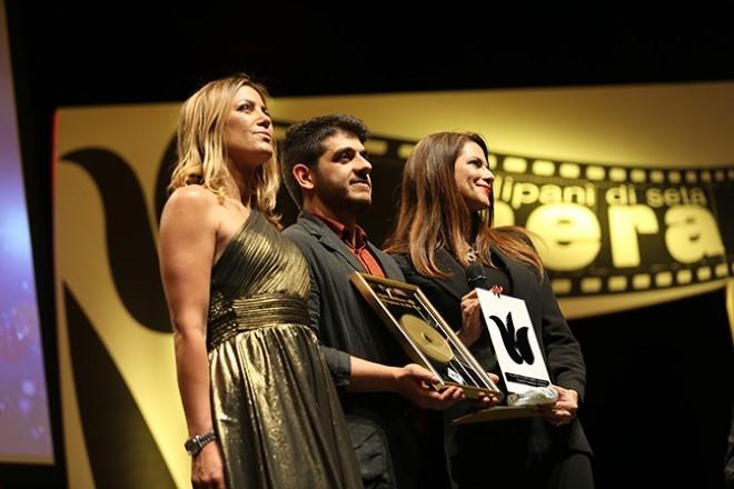 Mirkoeilcane, Janet De Nardis e Michelle Marie Castiello al Festival Tulipani di Seta Nera
