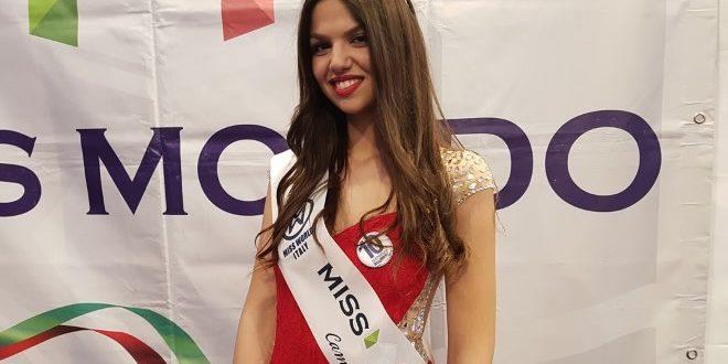 Miss Mondo Campania 2018 è Erika Lamberti