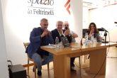 Paolo Caiazzo e Pino Imperatore presentano Aglio, olio e assassino