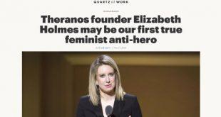 Quartz At Work annuncia la notizia che il prossimo anno Elizabeth Holmes verrà interpretata da Jennifer Lawrence nell'adattamento di Bad Blood