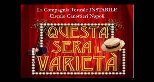 Questa sera varietà al Teatro Sannazzaro
