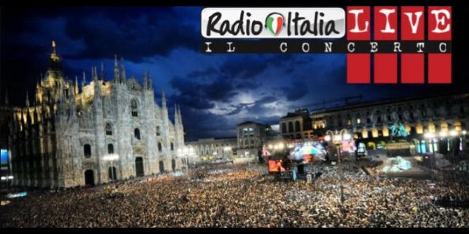 Radio Italia Live. Il Concerto. Foto dal Web