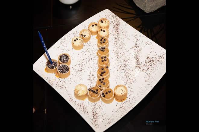 Tender Japanese Restaurant 1 compleanno. Foto di Romolo Pizi.