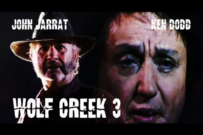 Wolf Creek 3. Foto dal Web