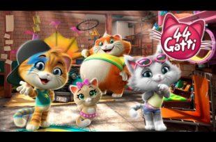 44 Gatti diventa una serie TV