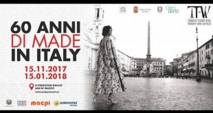 60 Years of Made in Italy 2018