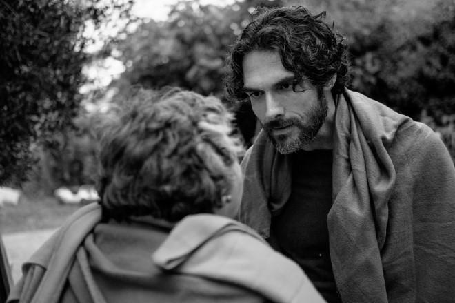 Fausto Morciano in Dei. Foto di Matteo Leonetti.
