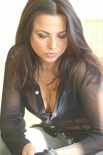 Francesca Alotta. Foto da pagina Facebook.
