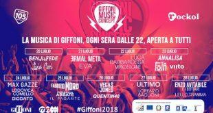 Giffoni Music Concept 2018