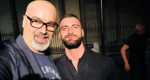 Giovanni Ciacci e Damiano Allotta. Foto dal Web