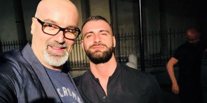Giovanni Ciacci si fidanza?