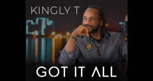 Kingly T, Got It All, il suo nuovo disco