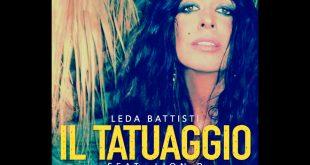 Leda Battisti - Copertina Il Tatuaggio