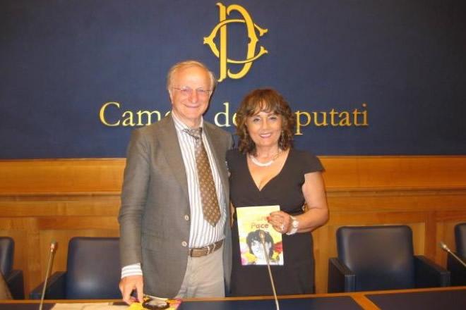 Maria Pia Cappello alla Camera dei Deputati